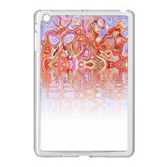 Effect Isolated Graphic Apple Ipad Mini Case (white) by Nexatart