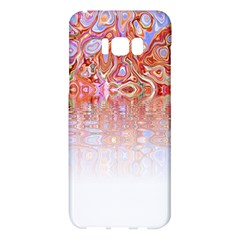 Effect Isolated Graphic Samsung Galaxy S8 Plus Hardshell Case  by Nexatart