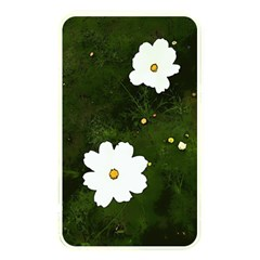 Daisies In Green Memory Card Reader