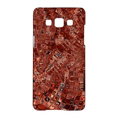 Melting Swirl A Samsung Galaxy A5 Hardshell Case  by MoreColorsinLife