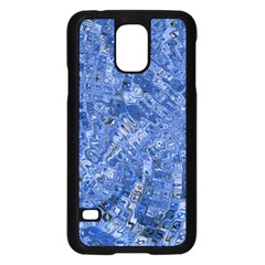 Melting Swirl C Samsung Galaxy S5 Case (black) by MoreColorsinLife