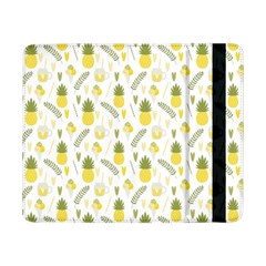 Pineapple Fruit And Juice Patterns Samsung Galaxy Tab Pro 8 4  Flip Case by TastefulDesigns
