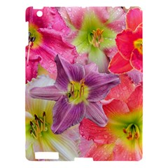 Wonderful Floral 22a Apple Ipad 3/4 Hardshell Case by MoreColorsinLife