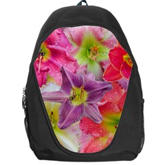 Wonderful Floral 22a Backpack Bag by MoreColorsinLife