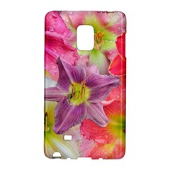 Wonderful Floral 22a Galaxy Note Edge by MoreColorsinLife