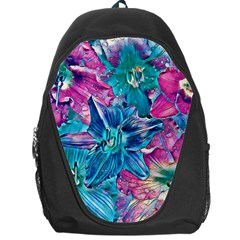 Wonderful Floral 22b Backpack Bag by MoreColorsinLife