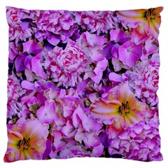 Wonderful Floral 24 Large Cushion Case (two Sides)