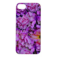 Wonderful Floral 24 Apple Iphone 5s/ Se Hardshell Case by MoreColorsinLife