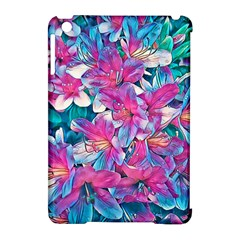 Wonderful Floral 25a Apple Ipad Mini Hardshell Case (compatible With Smart Cover) by MoreColorsinLife