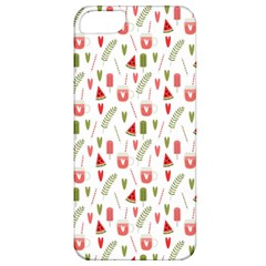 Watermelon Fruit Paterns Apple Iphone 5 Classic Hardshell Case by TastefulDesigns