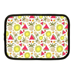 Summer Fruits Pattern Netbook Case (medium)
