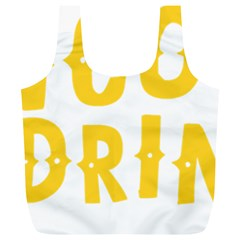 Cinco De Drinko Full Print Recycle Bags (l)  by CraftyLittleNodes