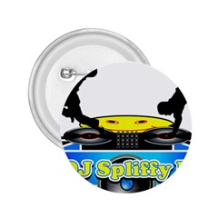 Dj Logo Transparent 2 25  Buttons by Acid909