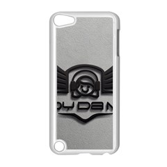 Andy Da Man 3d Grey Apple Ipod Touch 5 Case (white) by Acid909