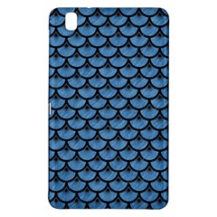 Scales3 Black Marble & Blue Colored Pencil (r) Samsung Galaxy Tab Pro 8 4 Hardshell Case by trendistuff