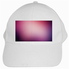 Background Blurry Template Pattern White Cap by Nexatart