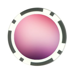 Background Blurry Template Pattern Poker Chip Card Guard (10 Pack)