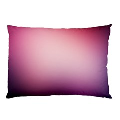 Background Blurry Template Pattern Pillow Case (two Sides) by Nexatart