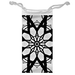Pattern Abstract Fractal Jewelry Bag
