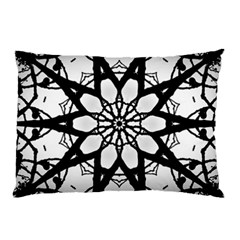 Pattern Abstract Fractal Pillow Case