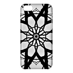 Pattern Abstract Fractal Apple Iphone 5c Hardshell Case by Nexatart