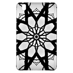 Pattern Abstract Fractal Samsung Galaxy Tab Pro 8 4 Hardshell Case