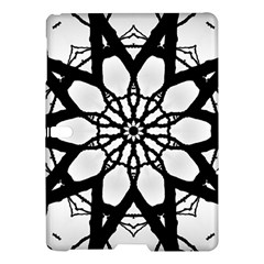 Pattern Abstract Fractal Samsung Galaxy Tab S (10 5 ) Hardshell Case  by Nexatart