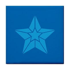 Star Design Pattern Texture Sign Face Towel