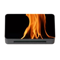 Fire Flame Pillar Of Fire Heat Memory Card Reader With Cf