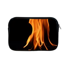 Fire Flame Pillar Of Fire Heat Apple Ipad Mini Zipper Cases by Nexatart