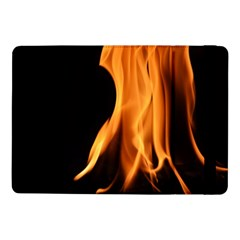 Fire Flame Pillar Of Fire Heat Samsung Galaxy Tab Pro 10 1  Flip Case by Nexatart