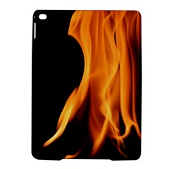 Fire Flame Pillar Of Fire Heat Ipad Air 2 Hardshell Cases by Nexatart