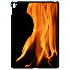 Fire Flame Pillar Of Fire Heat Apple Ipad Pro 9 7   Black Seamless Case by Nexatart
