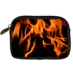 Fire Flame Heat Burn Hot Digital Camera Cases