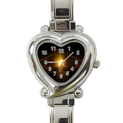 Background Christmas Star Advent Heart Italian Charm Watch by Nexatart