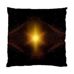 Background Christmas Star Advent Standard Cushion Case (two Sides)