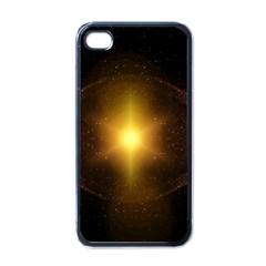 Background Christmas Star Advent Apple Iphone 4 Case (black) by Nexatart