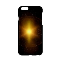 Background Christmas Star Advent Apple Iphone 6/6s Hardshell Case by Nexatart