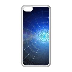 Network Cobweb Networking Bill Apple Iphone 5c Seamless Case (white)
