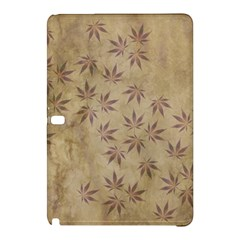 Parchment Paper Old Leaves Leaf Samsung Galaxy Tab Pro 10 1 Hardshell Case by Nexatart