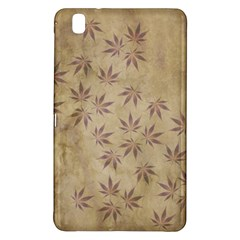 Parchment Paper Old Leaves Leaf Samsung Galaxy Tab Pro 8 4 Hardshell Case by Nexatart