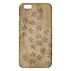 Parchment Paper Old Leaves Leaf Iphone 6 Plus/6s Plus Tpu Case by Nexatart