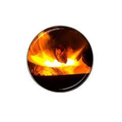 Fire Rays Mystical Burn Atmosphere Hat Clip Ball Marker (10 Pack) by Nexatart
