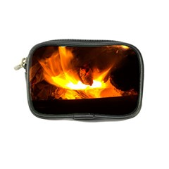 Fire Rays Mystical Burn Atmosphere Coin Purse by Nexatart