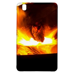 Fire Rays Mystical Burn Atmosphere Samsung Galaxy Tab Pro 8 4 Hardshell Case by Nexatart