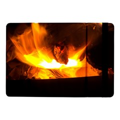 Fire Rays Mystical Burn Atmosphere Samsung Galaxy Tab Pro 10 1  Flip Case