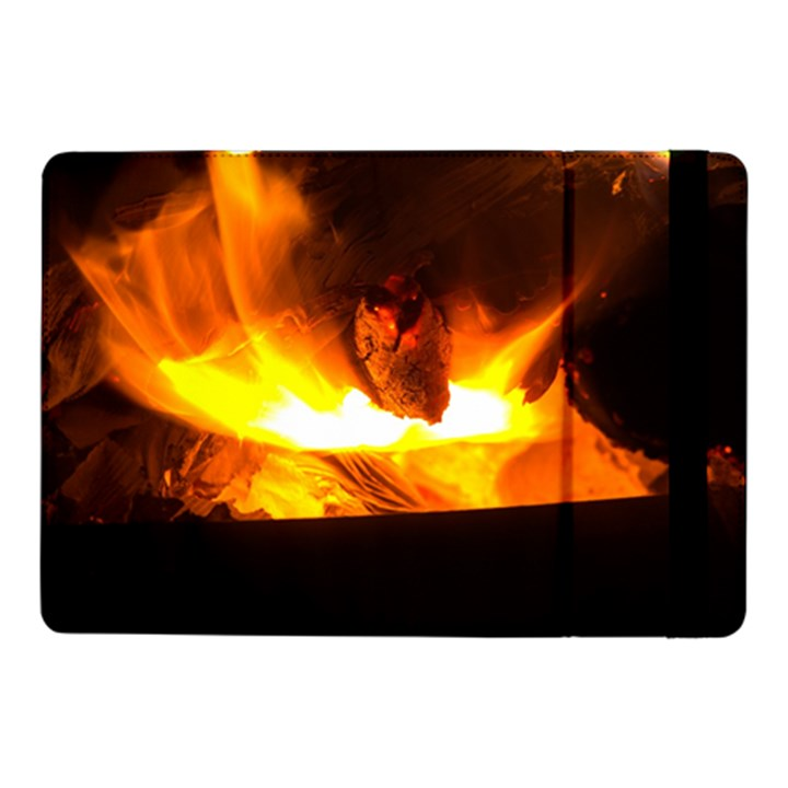 Fire Rays Mystical Burn Atmosphere Samsung Galaxy Tab Pro 10.1  Flip Case