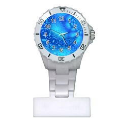 Bokeh Background Light Reflections Plastic Nurses Watch