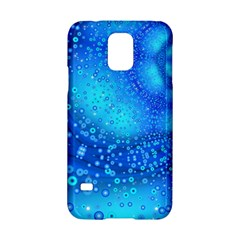 Bokeh Background Light Reflections Samsung Galaxy S5 Hardshell Case  by Nexatart