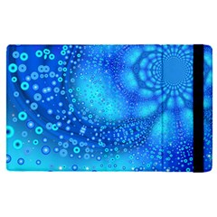 Bokeh Background Light Reflections Apple Ipad Pro 12 9   Flip Case by Nexatart
